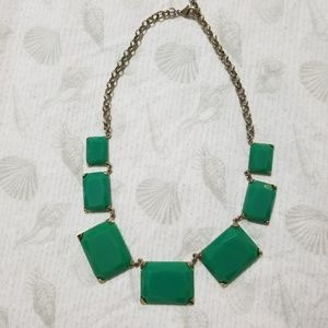 Just in!  Emerald Green Necklace